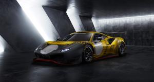 Ferrari 488 GT Modificata : 700 chevaux pour la piste