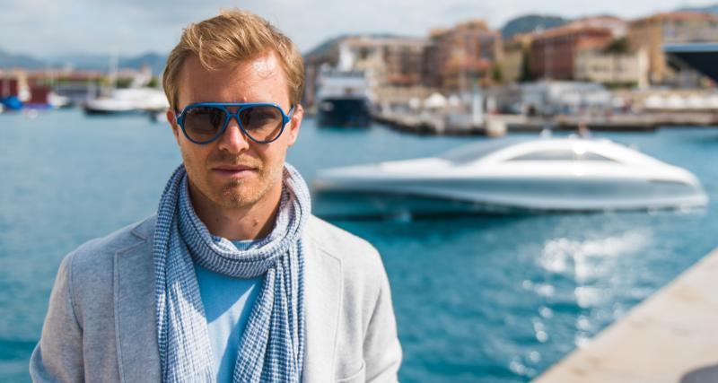 Nico Rosberg inaugure sa Rimac C_Two dans un paysage magnifique (vidéo)