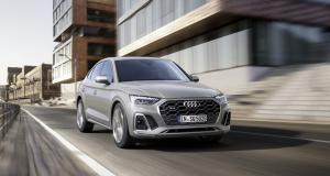Audi SQ5 TDI Sportback : une sportivité affirmée sous le signe du Diesel
