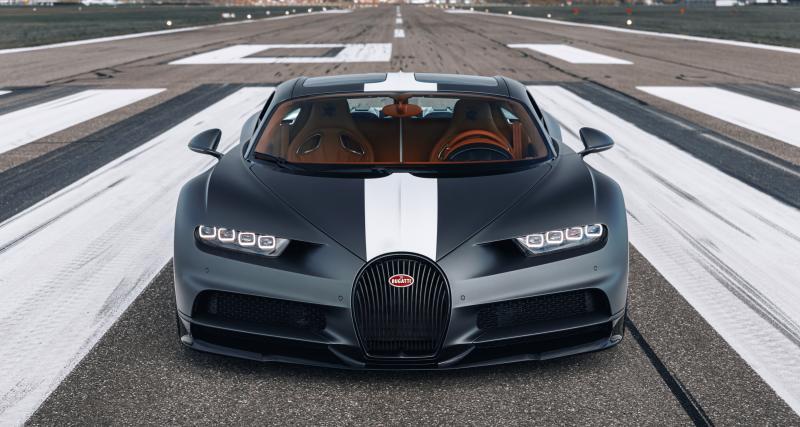 Bugatti Chiron Sport en édition limitée, Toyota Camry, DS 9… les nouveautés de la semaine en images