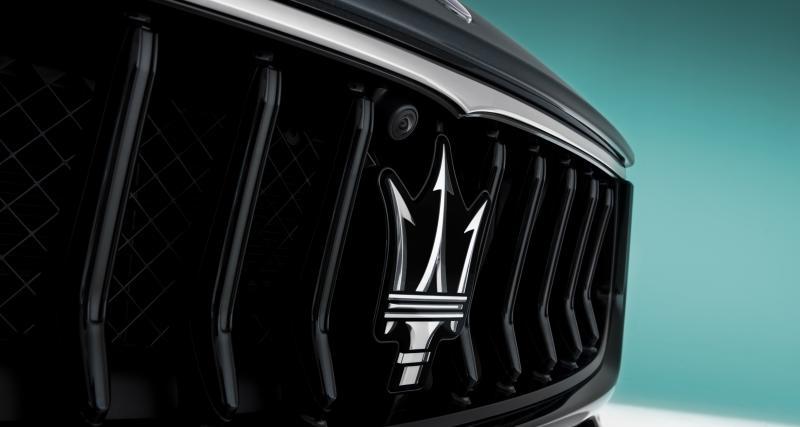 Après Bentley, c'est Maserati qui confirme une production 100% électrique d'ici 2025
