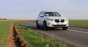 Essai du BMW iX3 : efforts de bonne conduite pour le SUV électrique
