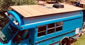 Mybushotel : votre fourgonnette transformée en camping-car