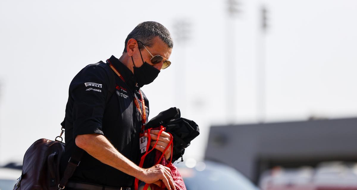 GP de Bahreïn de F1 : la réaction de Gunther Steiner après le crash de Grosjean