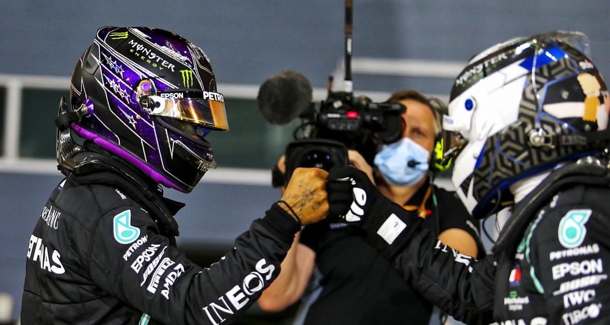 GP de Bahreïn de F1 : le classement final
