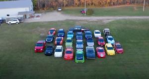 Fan de Fast and Furious, voici la collection de vos rêves, 24 répliques de voitures tirées des films (vidéo)
