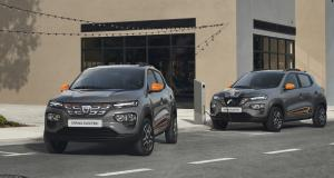 3.000 Dacia Spring en location chez Leclerc dès mars 2021