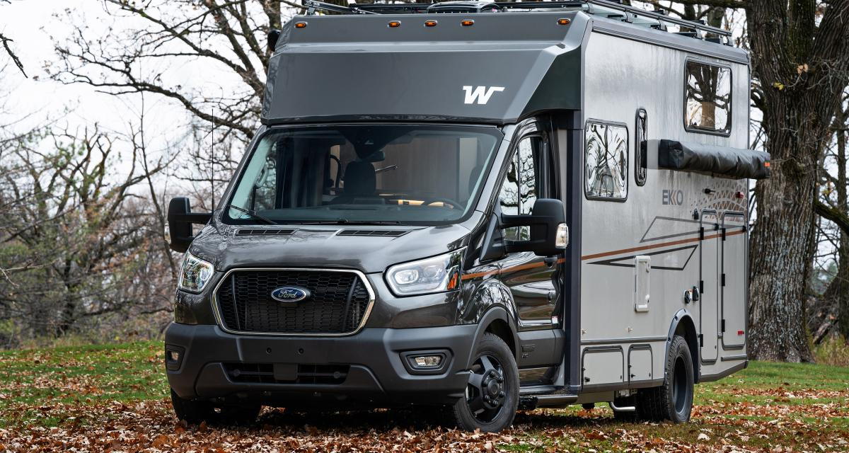 Winnebago Ekko : le camping-car qui n'a besoin de personne