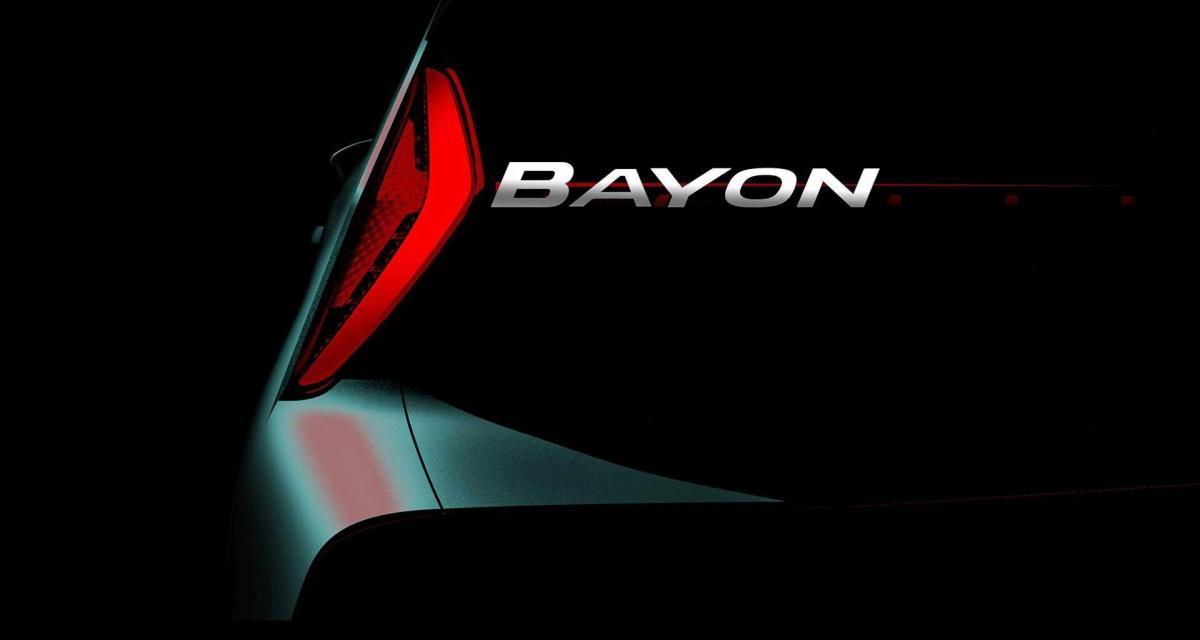 Hyundai Bayon : nouveau SUV compact urbain en approche