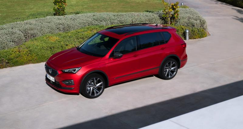 Seat Tarraco e-Hybrid (2021) : début de carrière pour le grand SUV hybride rechargeable