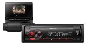 Pioneer organise une opération commerciale sur ses autoradios Bluetooth et sur ses dashcams