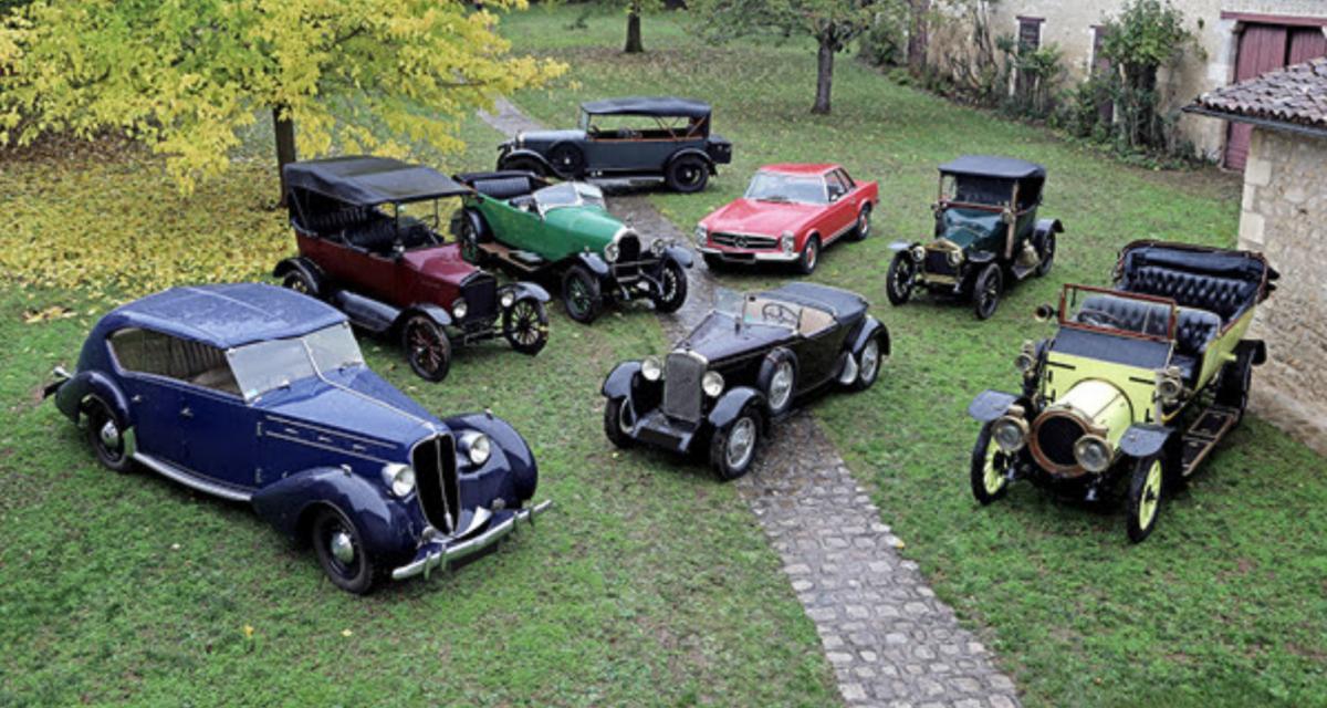 Automobiles de collection : splendeurs d'avant-guerre à la prochaine vente Aguttes