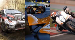 PS5 : les 6 jeux de course et exclus sur la console Sony