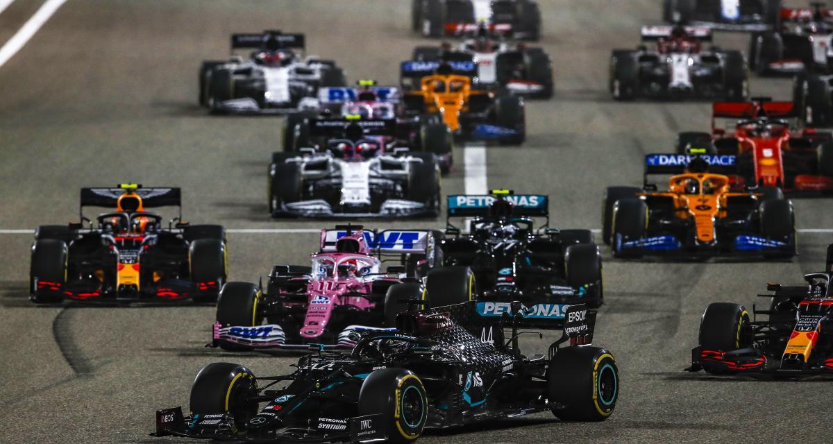 GP de Sakhir de F1 : horaires et programme TV
