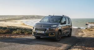Nouvelle série spéciale pour le Citroën Berlingo à destination des amateurs de glisse