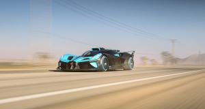 Aux fans qui ne sont pas millionnaires, la nouvelle Bugatti Bolide est disponible sur le jeu mobile CSR Racing 2