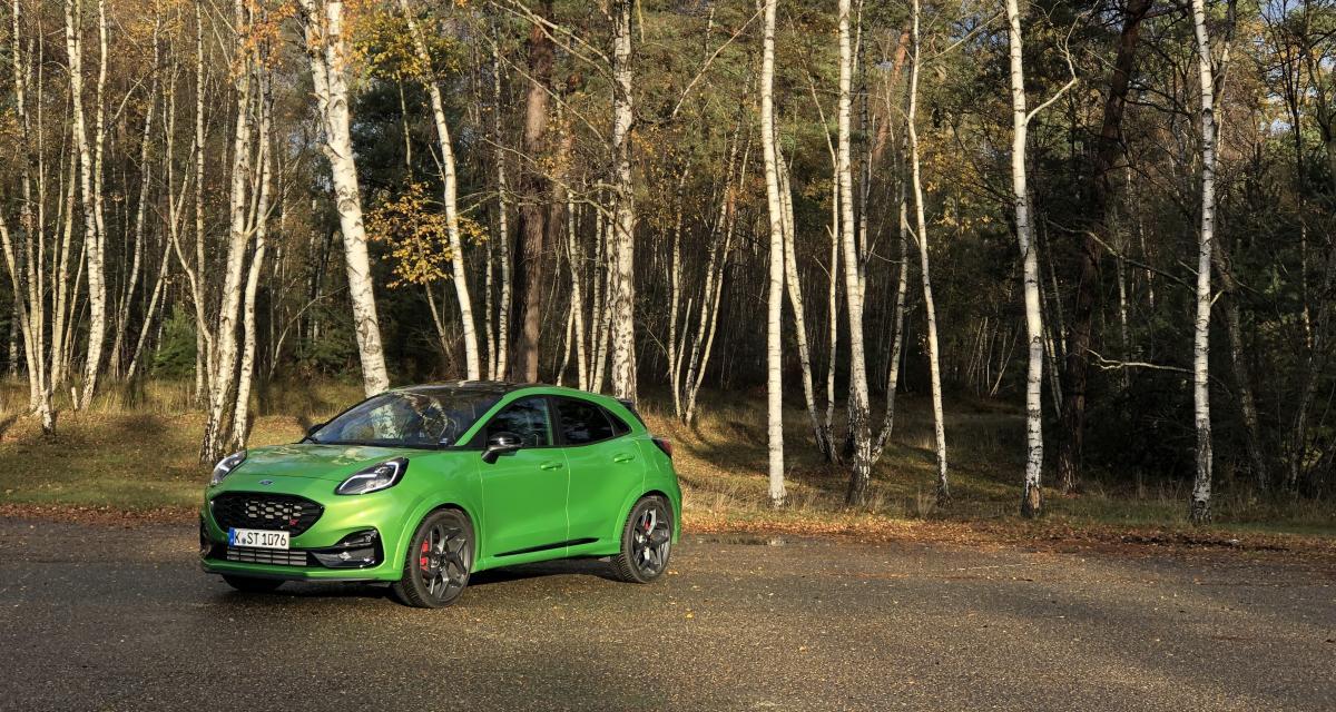 Essai Ford Puma ST, Citroën Berlingo et Batmobile : le récap du 2 décembre