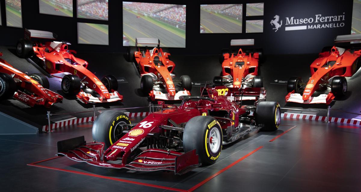 Once in a Millenium : vente exceptionnelle pour le 1000e Grand Prix de Ferrari en F1