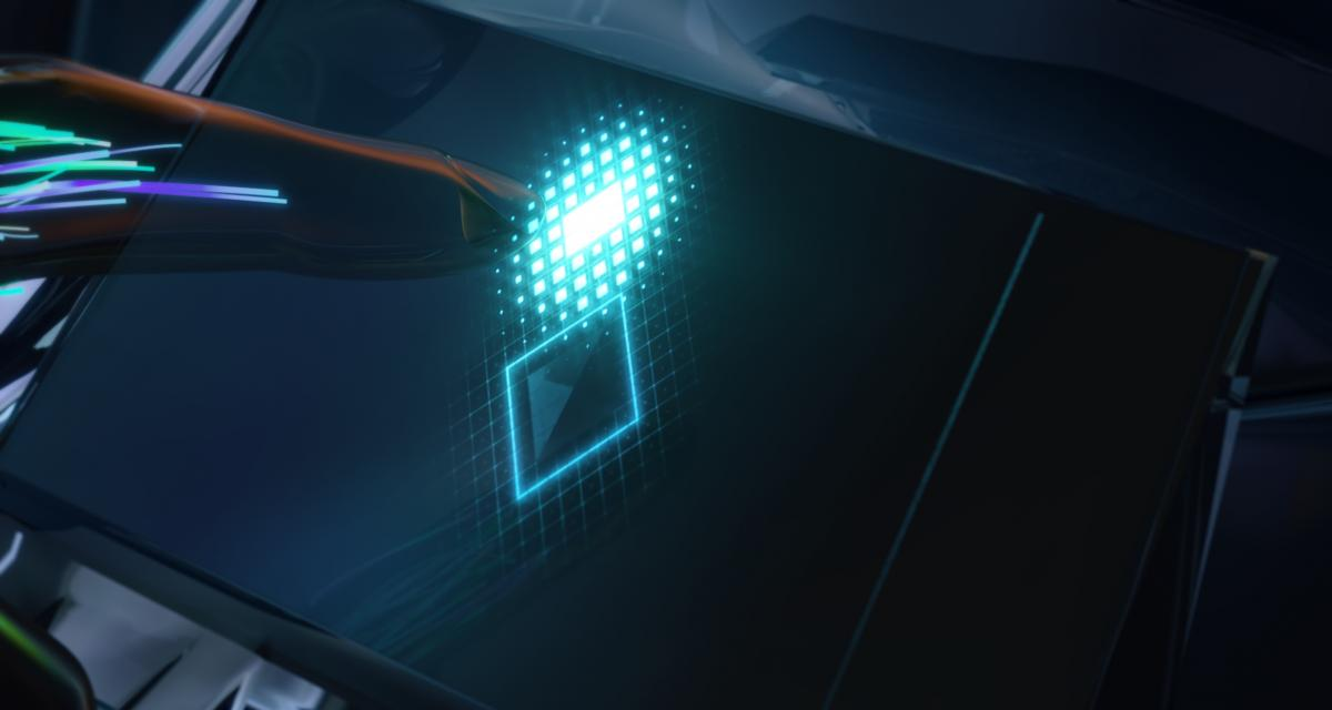 La future DS 4, un inédit concentré technologique