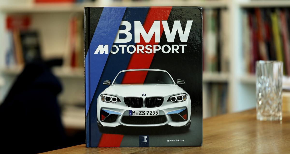 Car Stories: l'histoire exceptionnelle de BMW Motorsport en podcast avec l'auteur du livre éponyme Sylvain Reisser