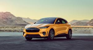 Ford Mustang Mach-E GT Performance Edition : le dragster électrique à l'américaine