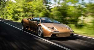 Lamborghini Diablo : le taureau endiablé fête ses 30 ans