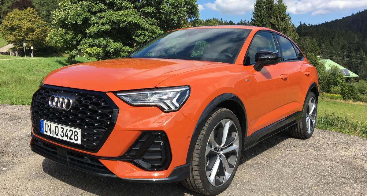 L'Audi Q3 Sportback poussé dans ses retranchements sur autoroute (vidéo)