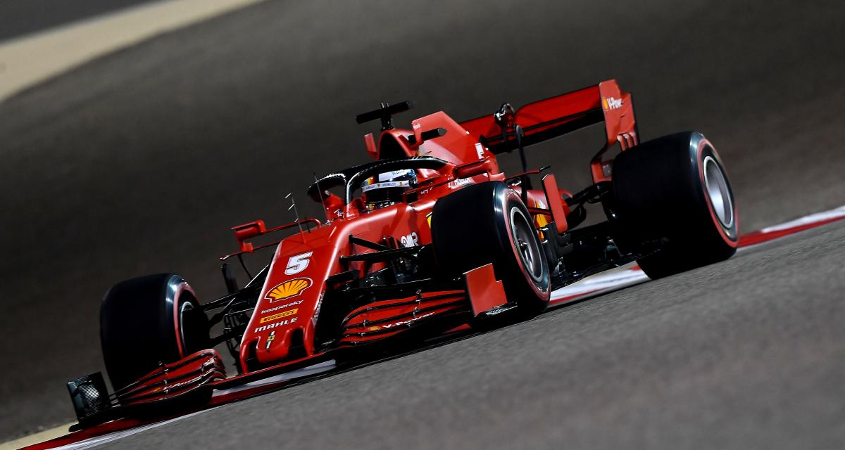Grand Prix de Sakhir de F1 : heure et chaîne TV de la course