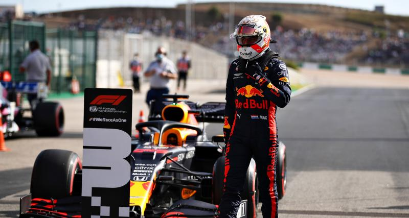 """Max Verstappen après son abandon au GP de Sakhir : """"c'est stupide"""""""
