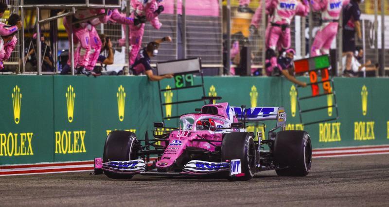 GP de Sakhir de F1 : les moments forts en vidéo