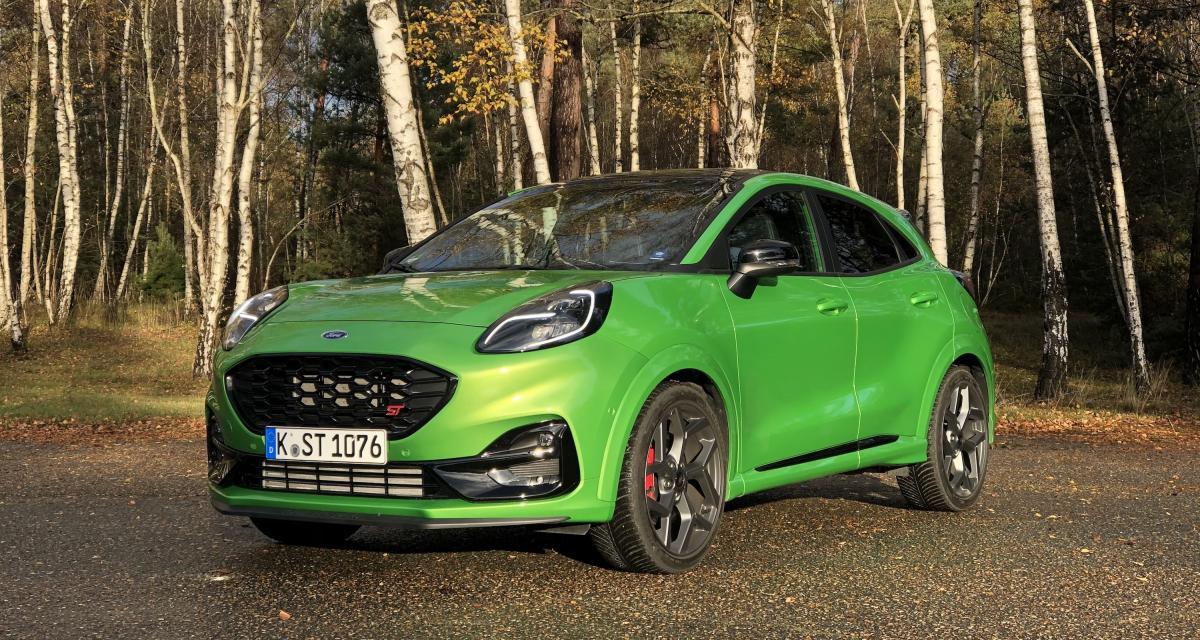 Essai nouveau Ford Puma ST : le pari payant de la sportivité