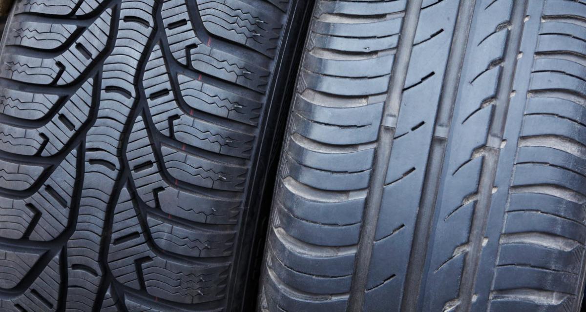 Pneus hiver / pneus été : quelles différences ?