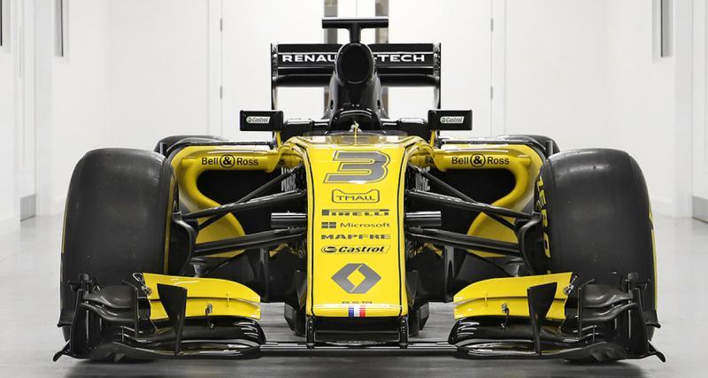 La Renault F1 2019 de Daniel Ricciardo à vendre pour une bouchée de pain... ou presque