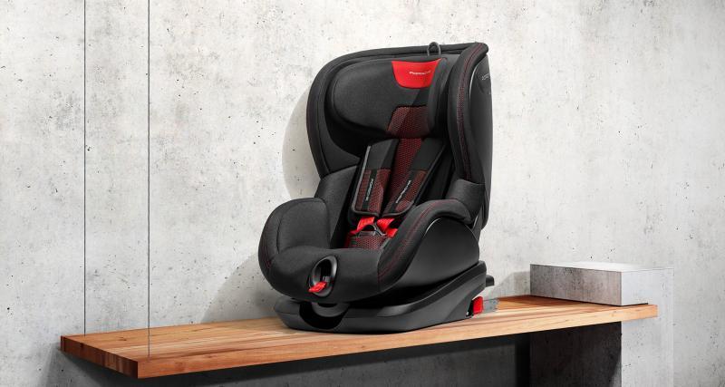 Un siège plus sportif pour les futurs pilotes.