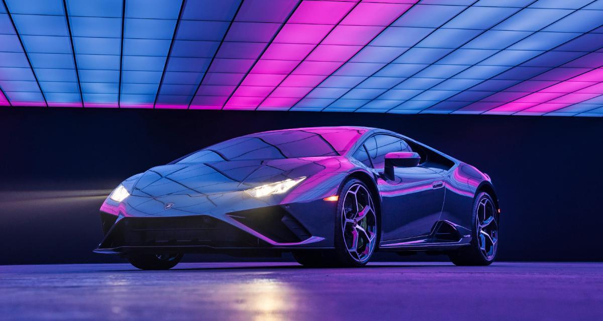 La Lamborghini Huracan de Lady Gaga est à gagner pour la bonne cause