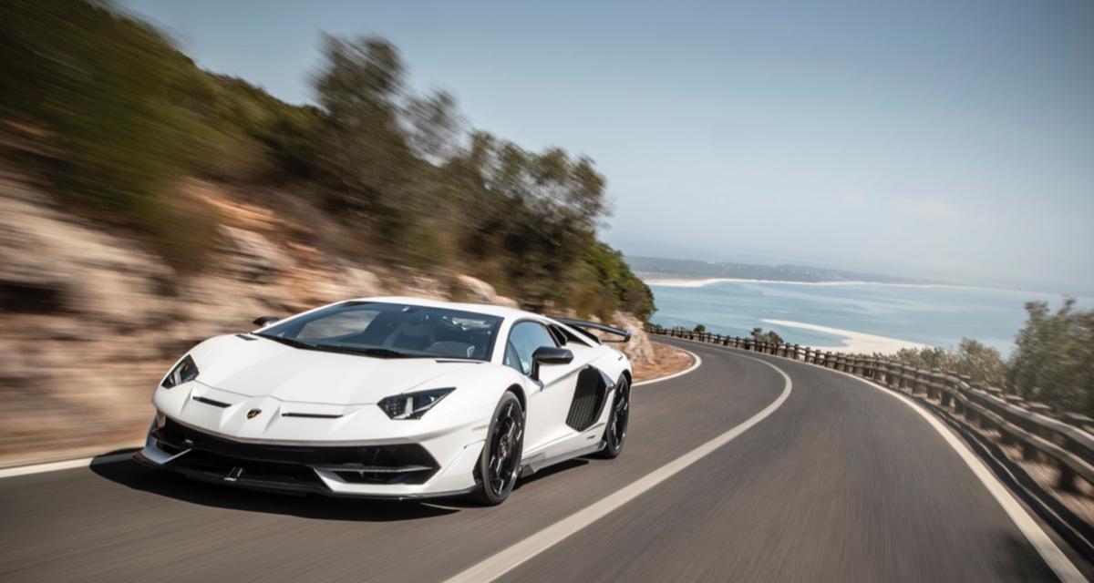 La Lamborghini Aventador de Benjamin Mendy envoyée à la casse pour raisons administratives ?