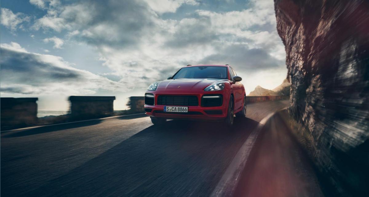 Porsche Cayenne : le millionième exemplaire vient d'être produit