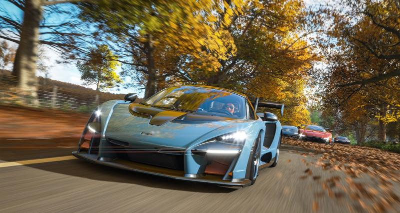 VIDEO - L'imagination des gamers à l'honneur pour la nouvelle maj de Forza Horizon 4