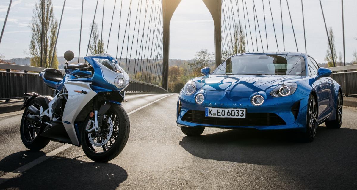 Moto Alpine, BMW iX, Audi A3… les nouveautés de la semaine en images