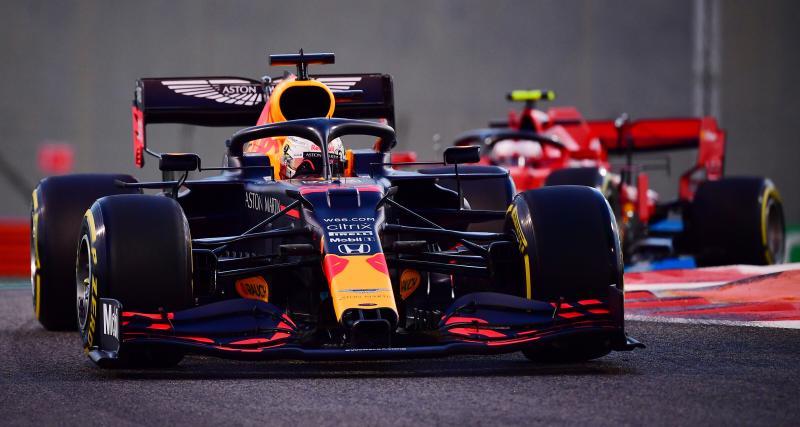 Grand Prix d'Abu Dhabi de F1 : la grille de départ