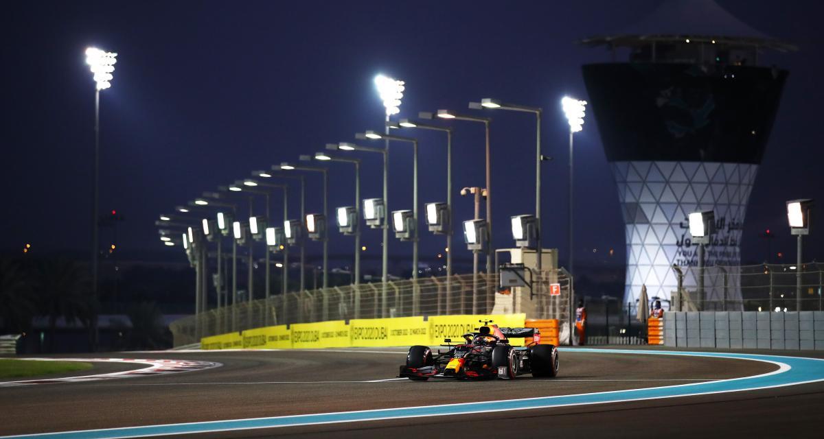 Grand Prix d'Abu Dhabi de F1 : heure et chaîne TV de la course
