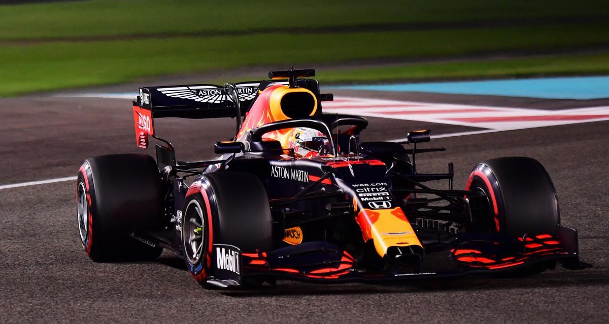 Grand Prix d'Abu Dhabi de F1 : le classement final