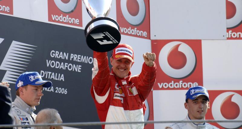 Schumacher toujours devant Hamilton dans le cœur des Français