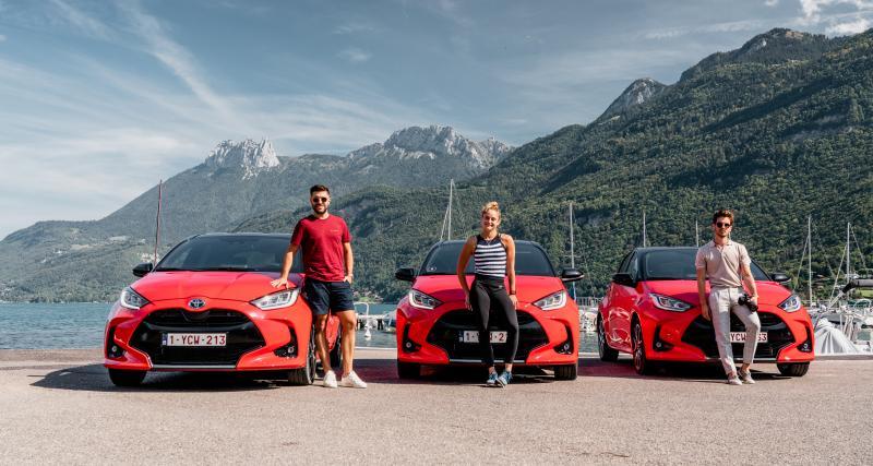 Nouvelle Toyota Yaris : retour sur une aventure hors norme