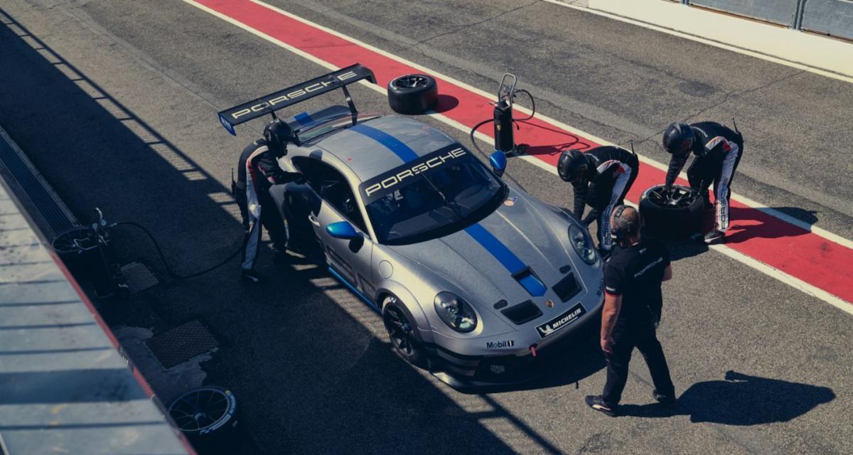 Porsche 911 GT3 Cup : la machine idéale pour limer la piste