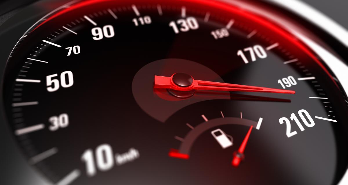 Flashé à 226 km/h dans une voiture de location, il peut dire adieu à son permis probatoire