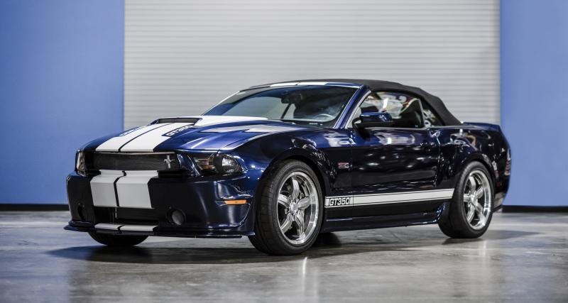 Shelby GT350 (Ford Mustang) : vous êtes plutôt coupé ou cabriolet ?