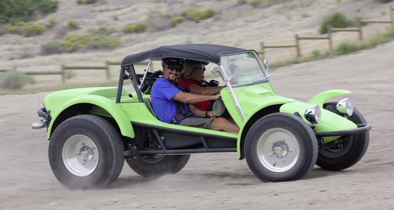 Pas de modèle de série pour le buggy électrique de Volkswagen, dommage