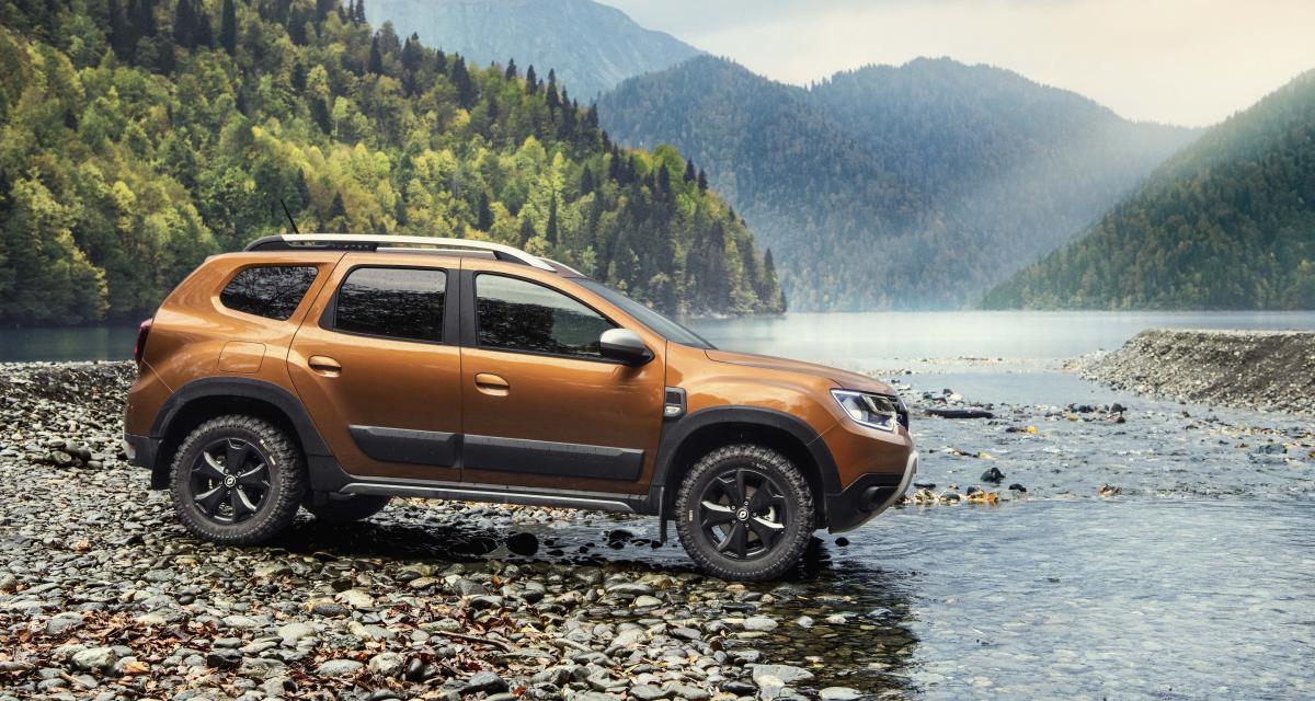 Renault Duster : le SUV Dacia se refait une beauté pour le marché russe