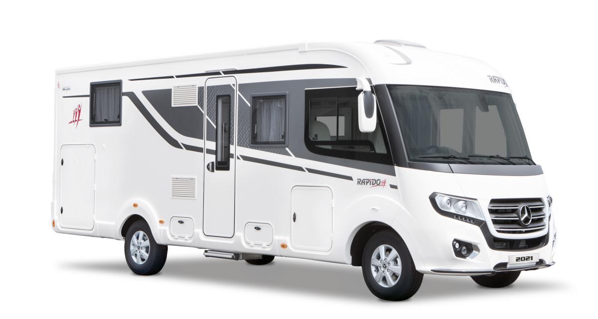 Voyage 5 étoiles pour le camping-car Rapido M96